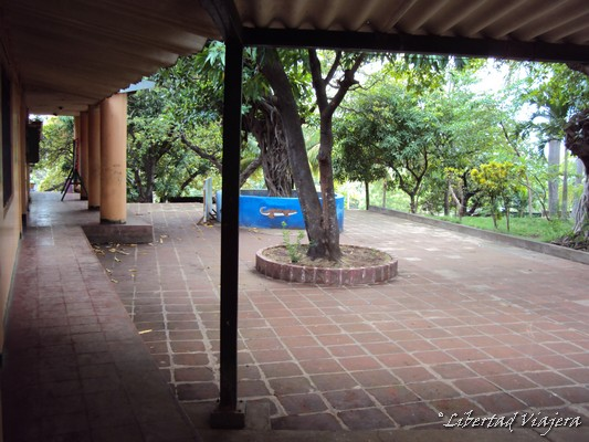escuela patio