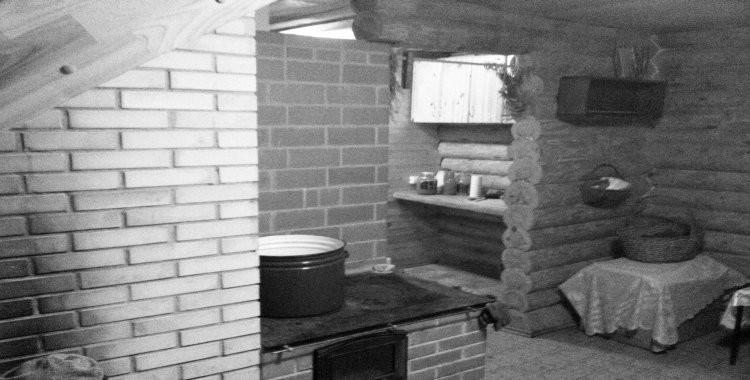 El ritual de la sauna: latigazos y baños en el agua helada